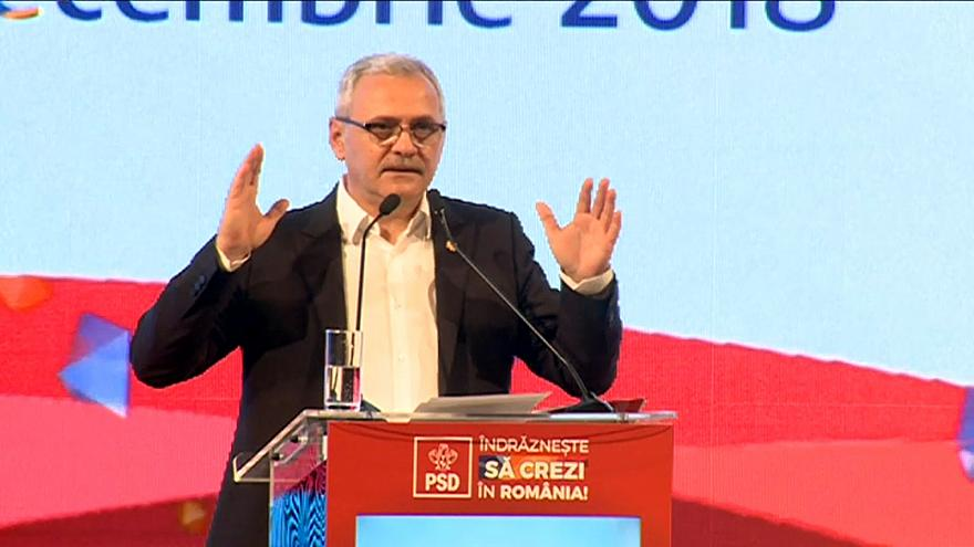 القضاء الروماني ينزل عقوبة السجن بأقوى سياسي في البلاد