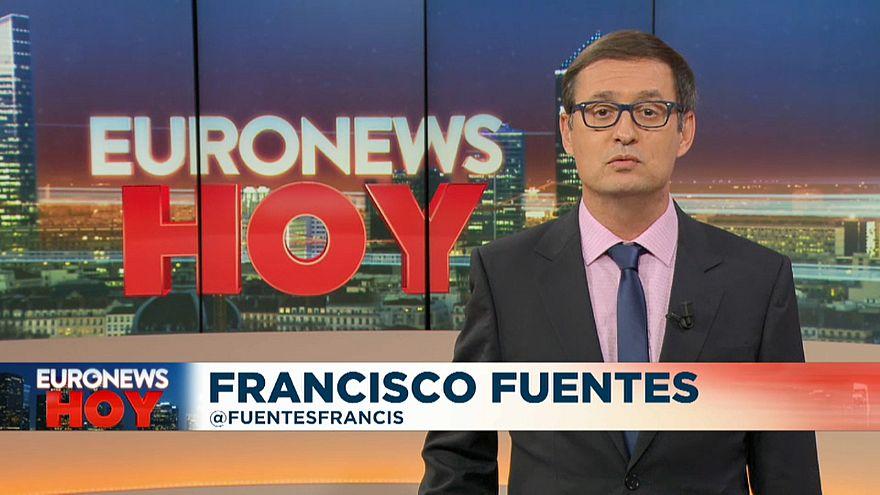 Euronews Hoy | Las noticias del lunes 27 de mayo de 2019