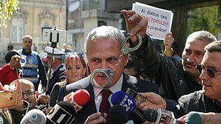 لیویو دراگنا، رهبر پیاسدی، حزب سوسیال دموکرات حاکم رومانی