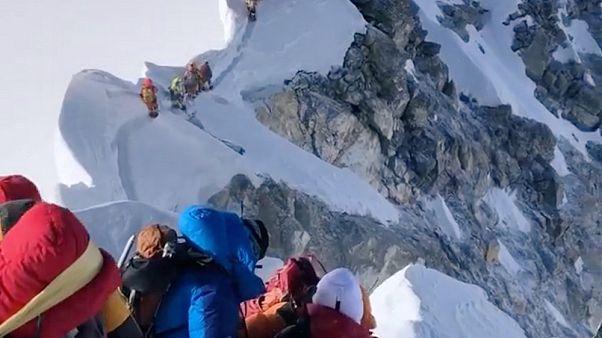Tote am Mount Everest: Zu viele Bergsteiger, zu wenig Vorbereitung