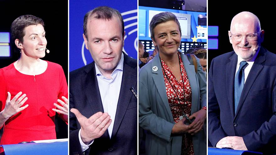 Who's winning the race to be the next European Commission president?