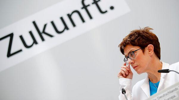 Zu rechts oder Sündenbock?  CDU schiebt Schuld auf Junge Union