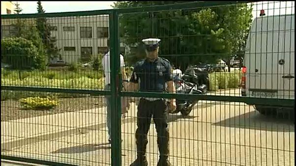 Польша: стрельба в школе