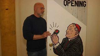 Rencontre avec le prodige italien du street art