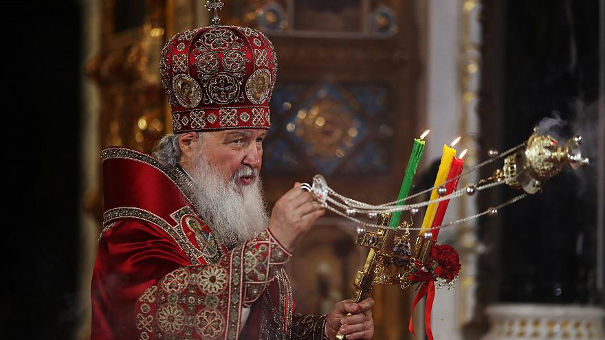 """Πατριάρχης Μόσχας: """"Η Ρωσική Ορθόδοξη Εκκλησία χτίζει τρεις εκκλησίες την ημέρα"""""""