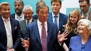 Фараж готов к переговорам о выходе из ЕС
