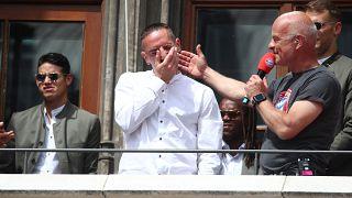 Bayern Munich : les adieux émouvants de la légende Ribéry