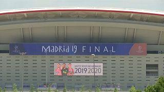 Мадрид: футбольная лихорадка