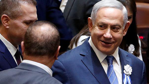 بنيامين نتنياهو رئيس الوزراء الإسرائيلي