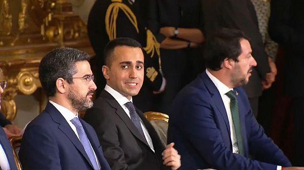 Italien: Di Maio glaubt weiter an Koalition mit Lega