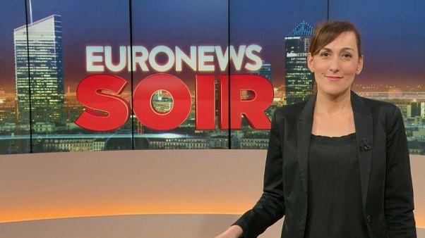 Euronews Soir : l'actualité du lundi 27 mai 2019