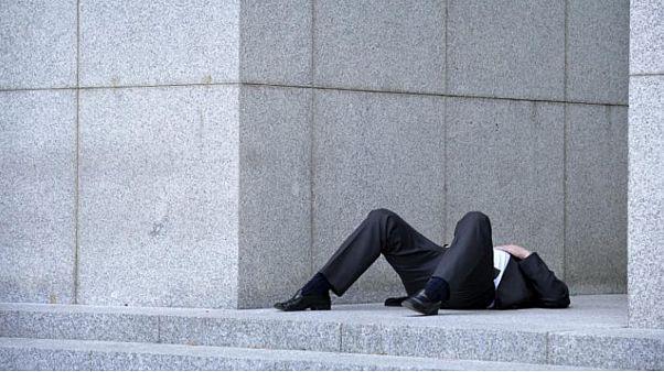 """منظمة الصحة العالمية تصنف """"إرهاق العمل"""" ضمن قائمة التصنيف الدولي للأمراض"""