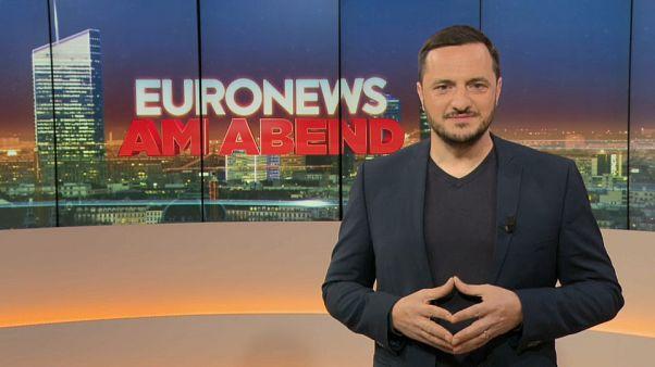 Euronews am Abend am 27.05.: Kurz' Sturz und Wundenlecken nach EU-Wahl