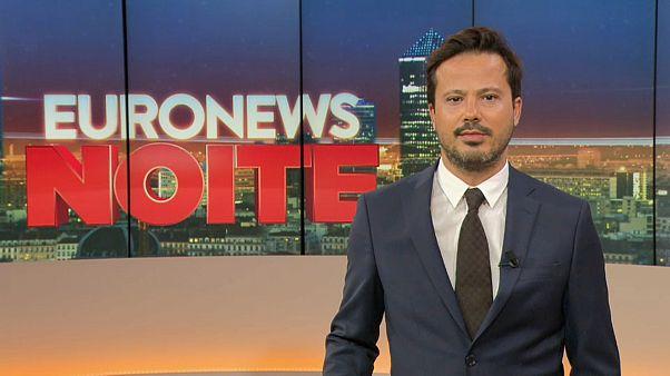 Euronews Noite   As notícias do Mundo de 27 de maio de 2019