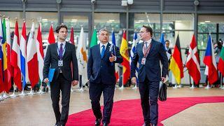 Soron kívüli találkozót tartanak az uniós tagállamok vezetői