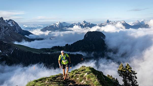 Running around Lake Annecy: 116km of stunning scenery