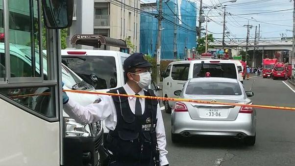 ژاپن؛ ۳ کشته و ۱۷ مجروح در حمله با چاقو به مسافران اتوبوس