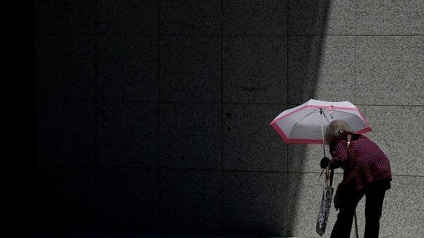Több mint kétezren kerültek kórházba a hőség miatt Japánban