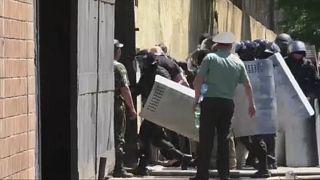 Zavargások egy odesszai börtönben