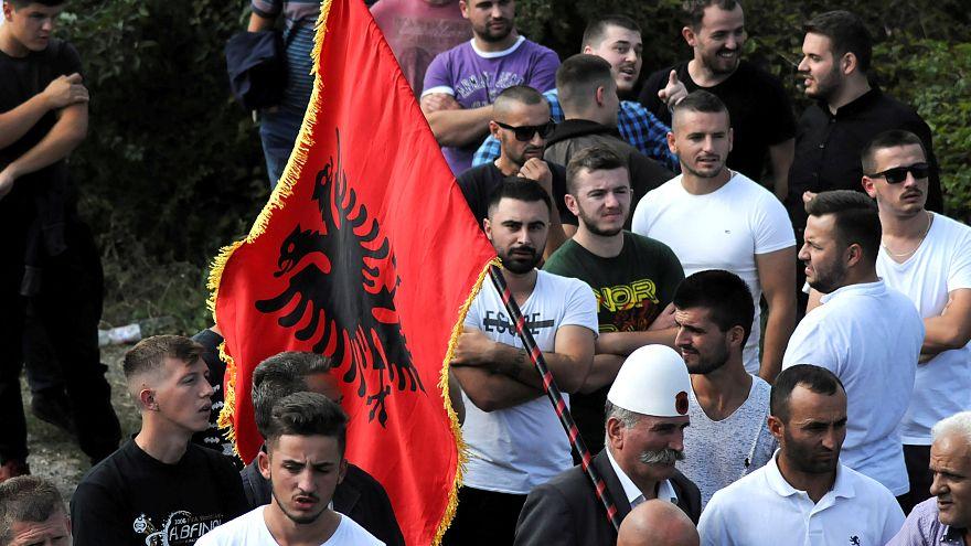 Növekvő feszültség Észak-Koszovóban