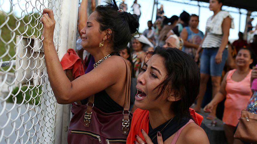 Violenza nelle prigioni brasiliane, 57 morti in due giorni
