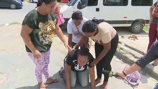 Десятки трупов в тюрьмах Бразилии
