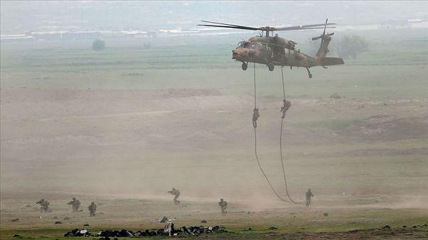 TSK'dan Irak'ın kuzeyine kapsamlı operasyon