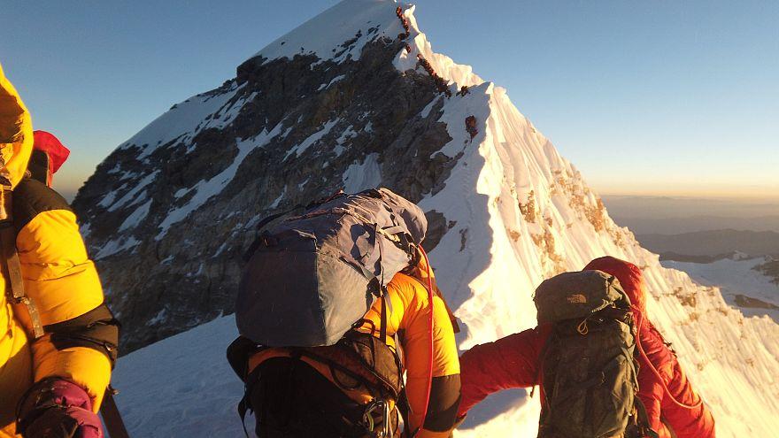 REUTERS/Phurba Tenjing Sherpa