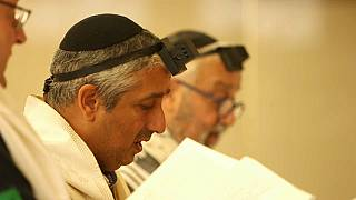 Kippa tragen aus Protest gegen Antisemitismus