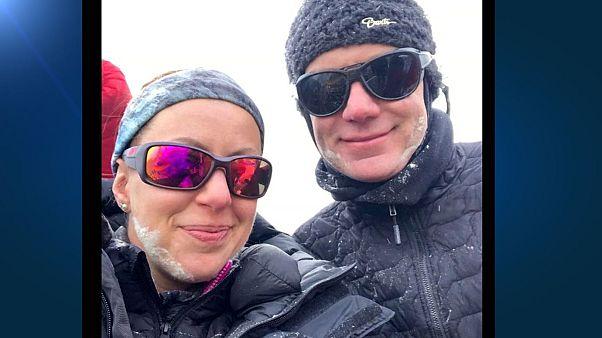 آخرین تصاویر کوهنوردی  که در اورست درگذشت
