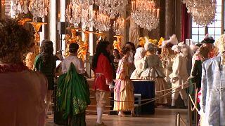 """""""Галантная вечеринка"""" в Версале"""