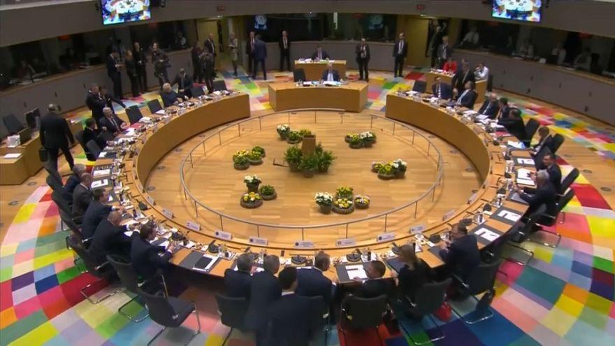 Os cinco cargos principais da União Europeia