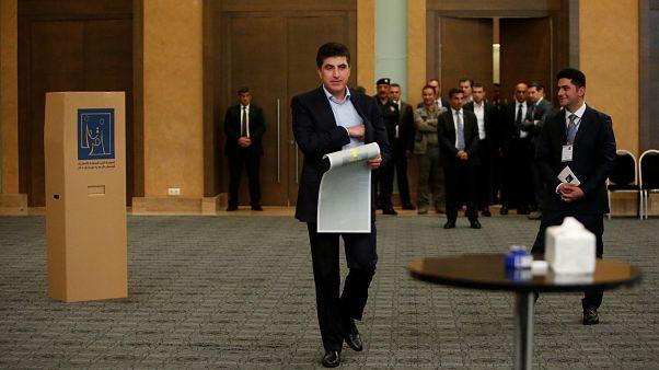 نچیروان بارزانی به ریاست اقلیم کردستان عراق انتخاب شد