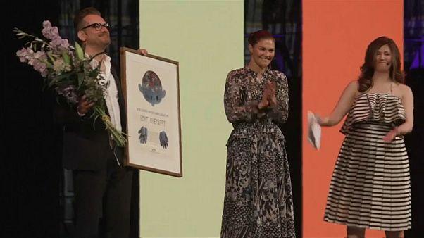 В Стокгольме вручена премия памяти Астрид Линдгрен