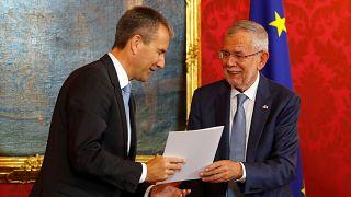 Österreich: Kabinett ohne Kurz geschäftsführend im Amt