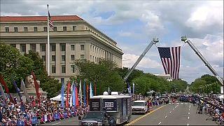 احتفال الولايات المتحدة الأمريكية باليوم الوطني