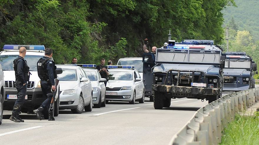 Kosova polisi operasyon düzenledi