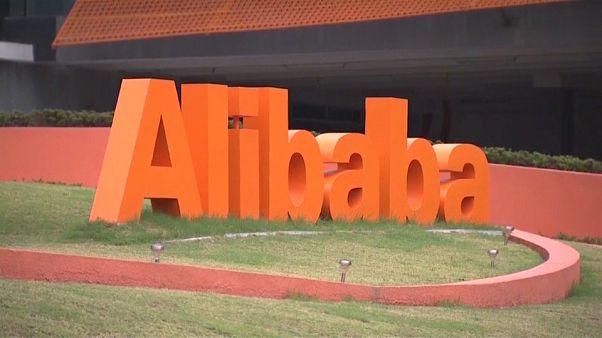 Alibaba собирается привлечь 20 млрд долларов
