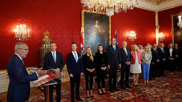 Áustria tem governo provisório