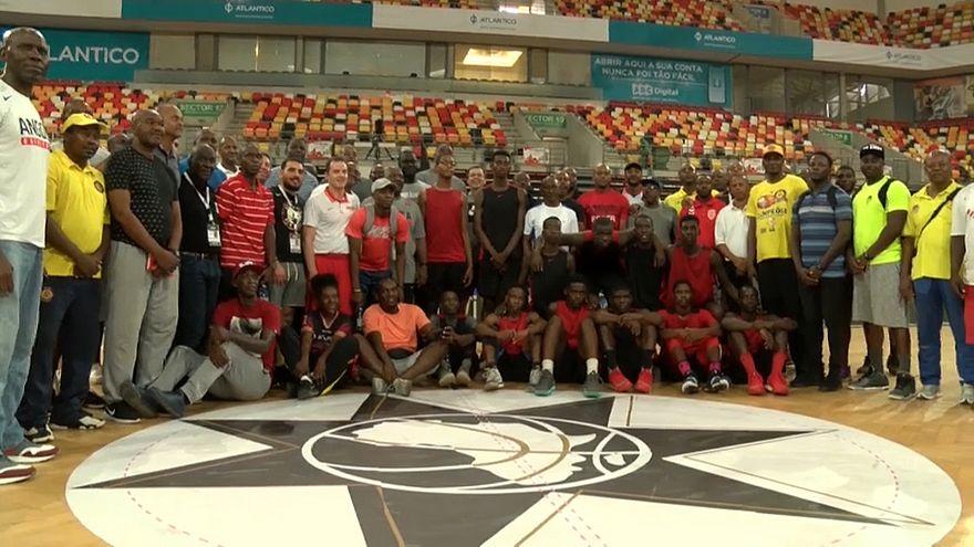 NBA e FIBA apostam no basquetebol em África