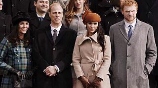 """فيلم عن هاري وميغان..  كيف حضر الممثلان لدورهم الملكي في فيلم """"أوقات الحياة"""""""