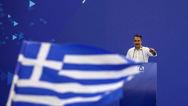 Κ. Μητσοτάκης:«Την Κυριακή, η Ελλάδα έκανε το πρώτο βήμα προς μία μεγάλη πολιτική αλλαγη»
