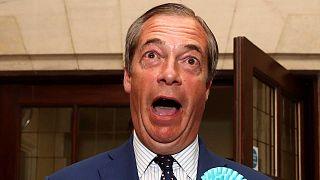 Nigel Farage, 26 mai 2019