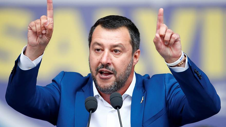 Salvini calls for EU to scrap fiscal rules after election triumph