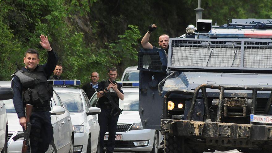Serbia-Kosovo, la polizia torna a Pristina ma resta la tensione