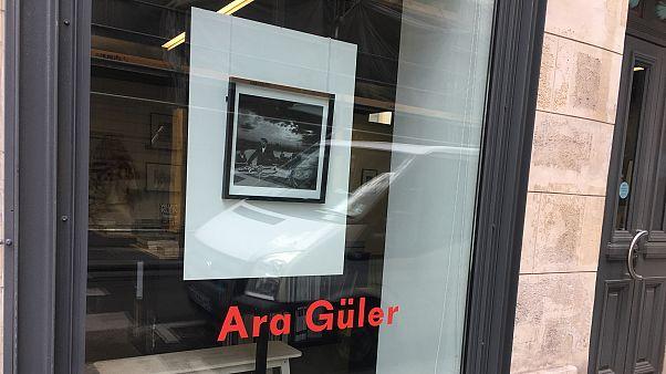 Ara Güler'in dünya turuna çıkan fotoğrafları Paris'te