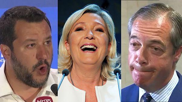 Video | Seçim sonuçlarını öğrenen Avrupalı siyasetçilerin ilk yüz ifadeleri