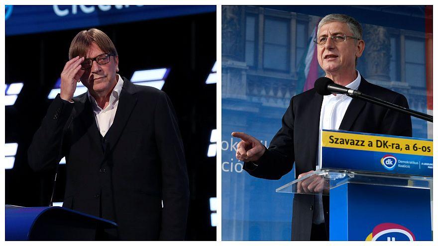 Hat magyar képviselő kerülhet Verhofstadt frakciójába?