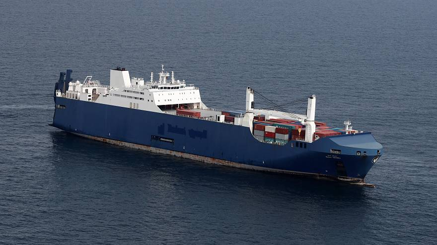 سفينة شحن (بحري ينبع) السعودي