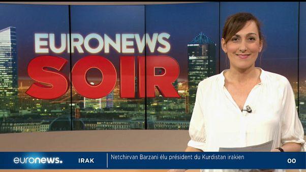Euronews Soir : l'actualité du mardi 28 mai 2019